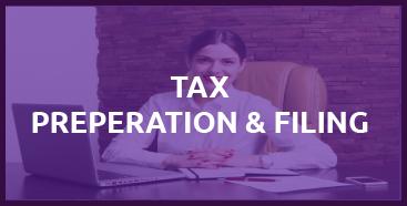 Tax Prep & Filing CTA